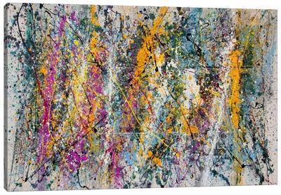 Beauty of Indecency Canvas Art Print