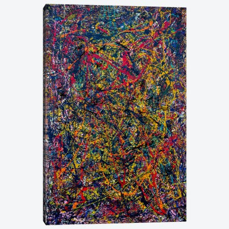 Cataplexy of Awakening Canvas Print #SJS67} by Shawn Jacobs Art Print