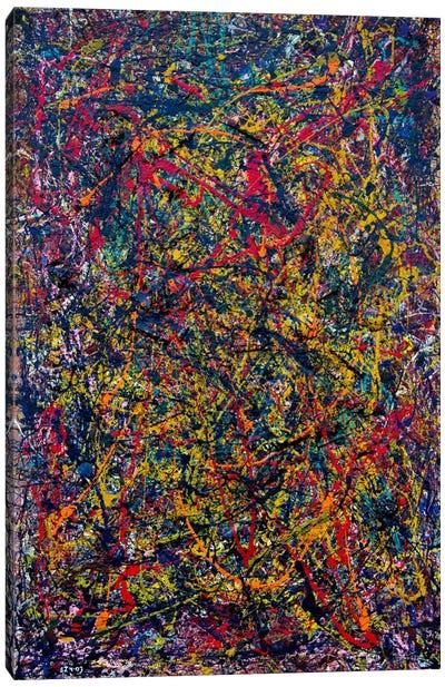 Cataplexy of Awakening Canvas Art Print
