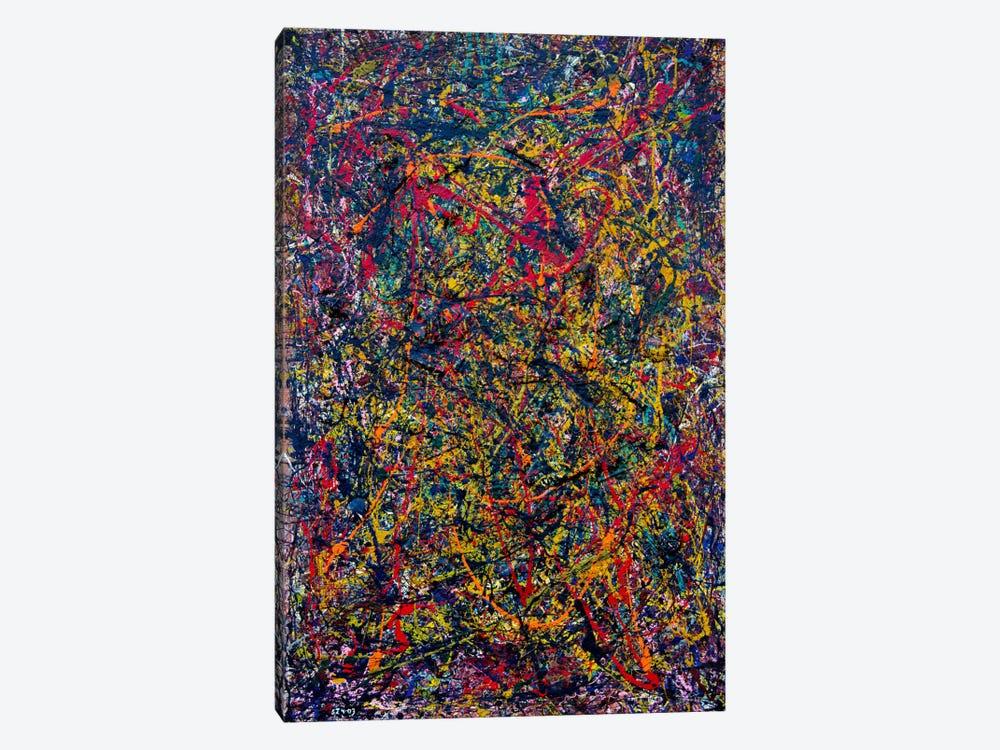 Cataplexy of Awakening by Shawn Jacobs 1-piece Canvas Art Print