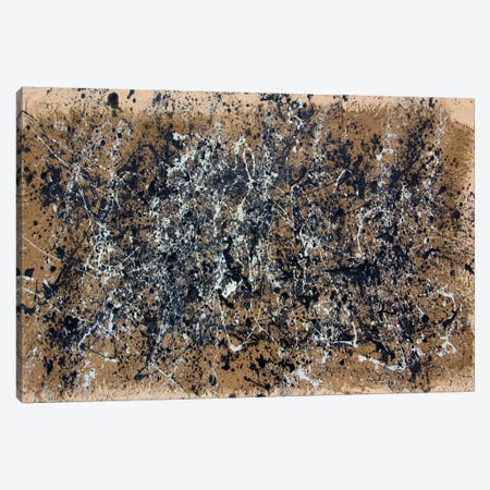 Fossil #3 Canvas Print #SJS69} by Shawn Jacobs Canvas Art