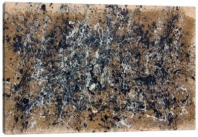 Fossil #3 Canvas Art Print