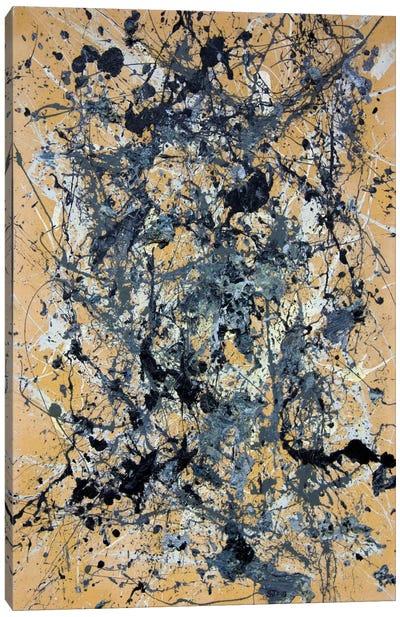 Fossil #2 Canvas Art Print