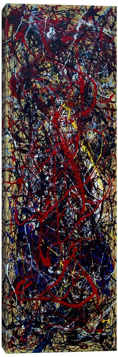 Frustration Factor #1 Canvas Art Print