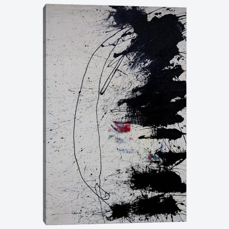 Grip I Canvas Print #SJS73} by Shawn Jacobs Art Print