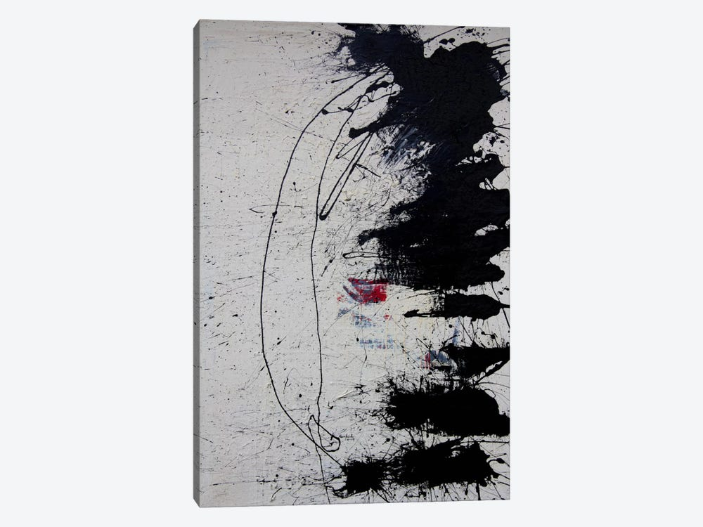 Grip I by Shawn Jacobs 1-piece Canvas Artwork