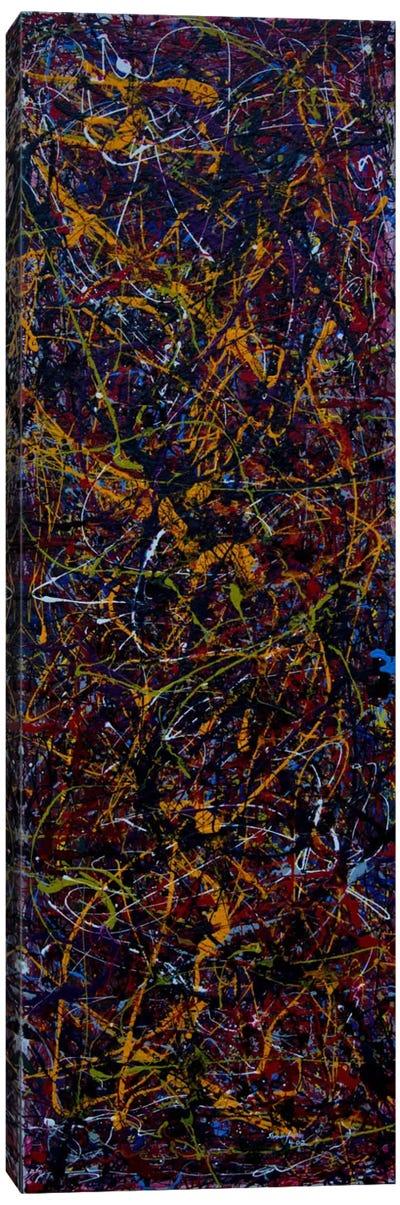 Position of Interest Canvas Art Print
