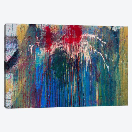 Refractive Light Canvas Print #SJS81} by Shawn Jacobs Canvas Artwork
