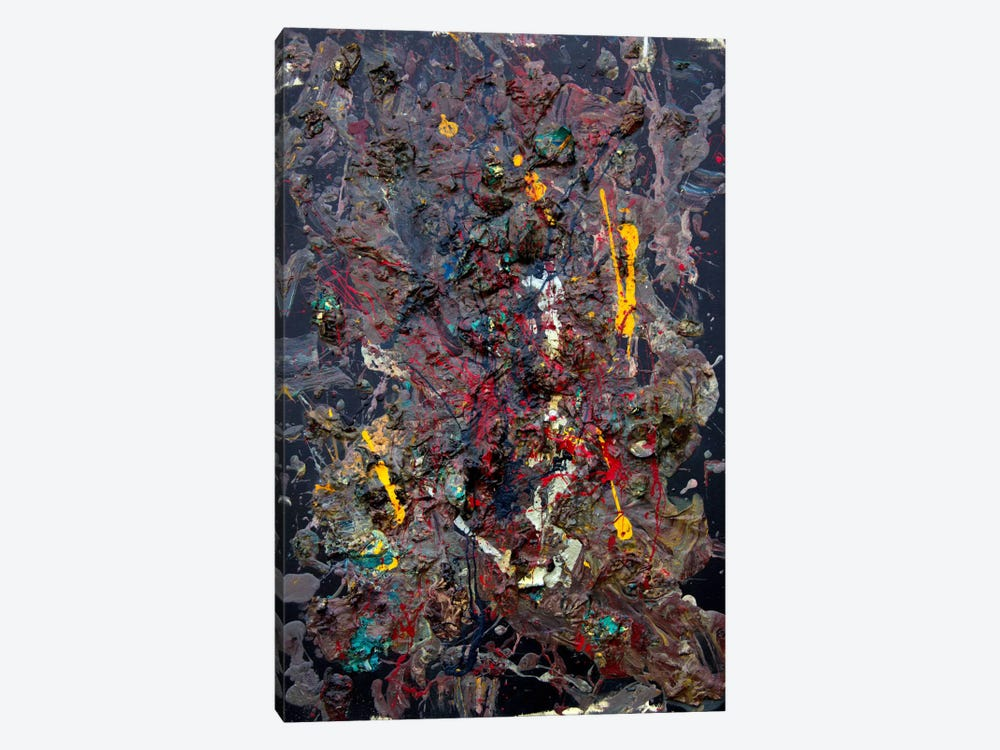 Untitled 03 by Shawn Jacobs 1-piece Canvas Print