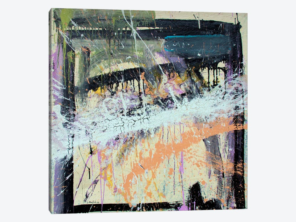 View of Uncertainty II by Shawn Jacobs 1-piece Canvas Art