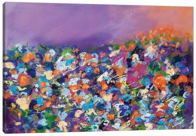 Dusk Awaiting Canvas Art Print