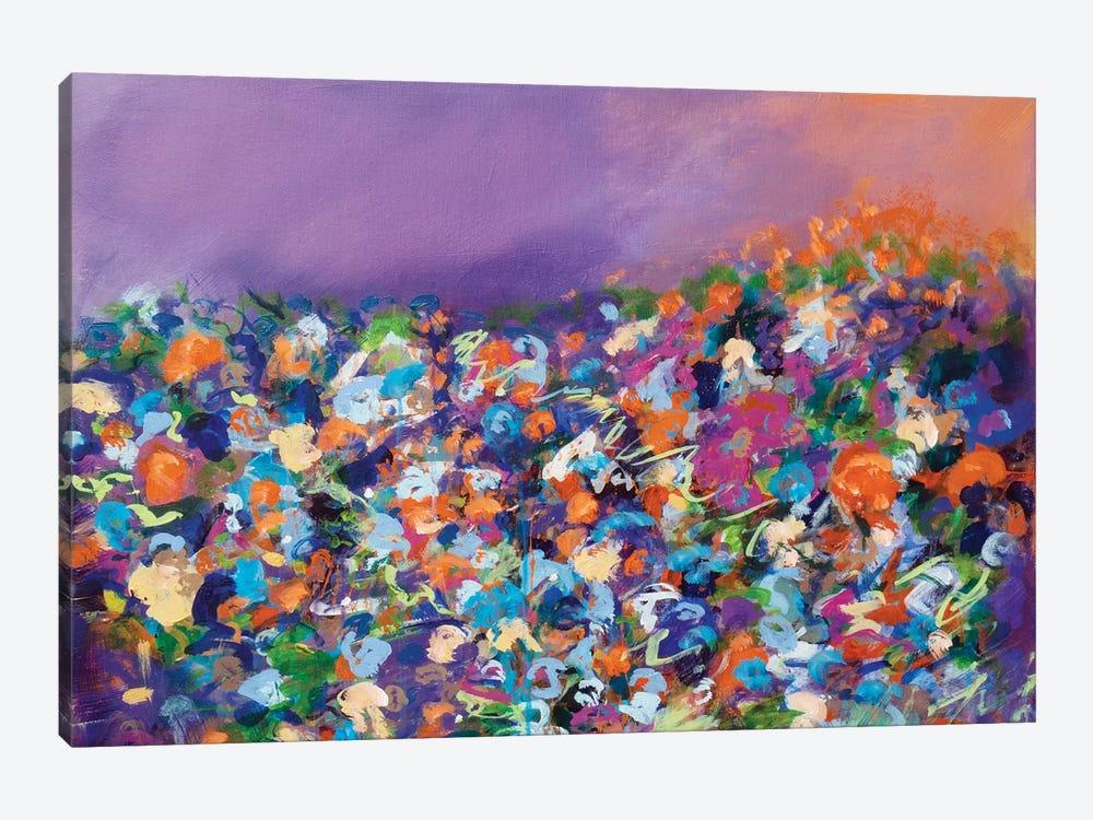 Dusk Awaiting by Stefanie Kirby 1-piece Canvas Art