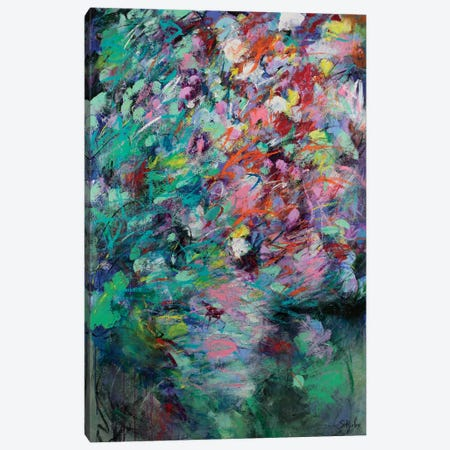Envy Canvas Print #SKB21} by Stefanie Kirby Canvas Wall Art