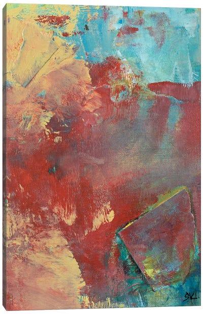 Heat Canvas Art Print