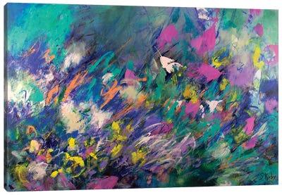 Mercurial Sky Canvas Art Print