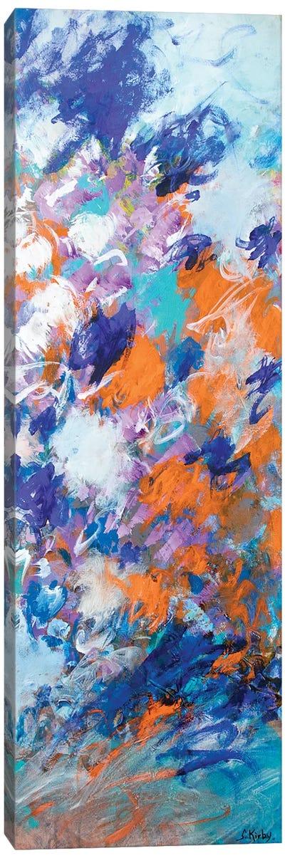 Night Howl Canvas Art Print