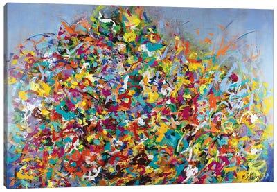 Panache Canvas Art Print