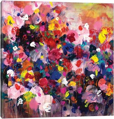 Awakened Senses Canvas Art Print