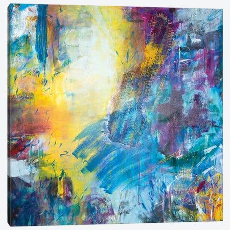 Smoke Screen Canvas Print #SKB40} by Stefanie Kirby Canvas Artwork