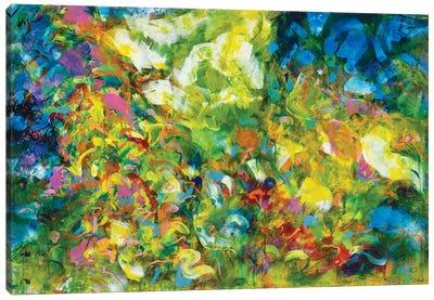 Spidey Senses Canvas Art Print