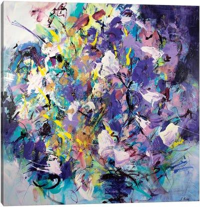 The Nights Rhythm Canvas Art Print