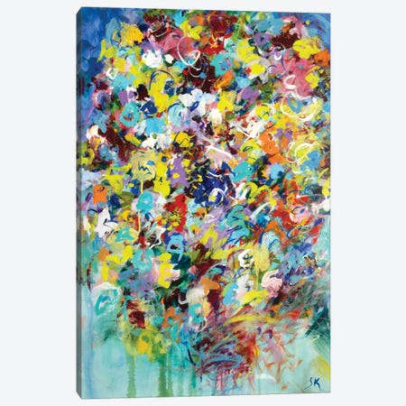 Bewildered Canvas Print #SKB4} by Stefanie Kirby Canvas Art