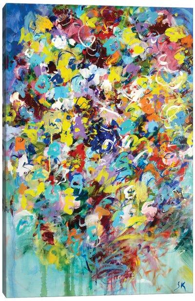 Bewildered Canvas Art Print