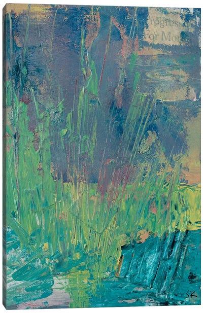 Dreamy Days Canvas Art Print