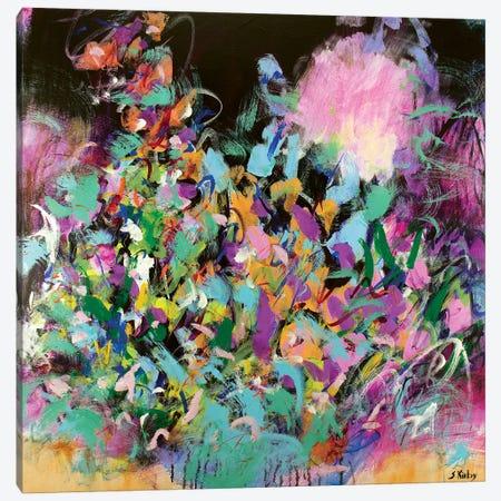 Luminesce Canvas Print #SKB61} by Stefanie Kirby Canvas Wall Art