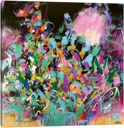 Luminesce Canvas Art Print