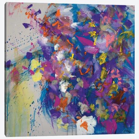 A Twist Of Fate Canvas Print #SKB62} by Stefanie Kirby Canvas Wall Art