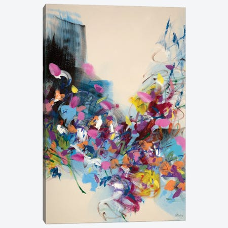 Counterbalance Canvas Print #SKB63} by Stefanie Kirby Canvas Wall Art