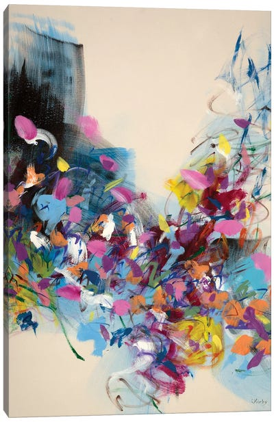 Counterbalance Canvas Art Print
