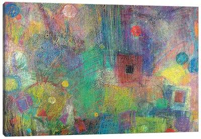 Boing Canvas Art Print