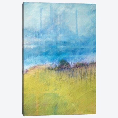 Interwoven Landscape 3-Piece Canvas #SKD4} by Skadi Engeln Canvas Art