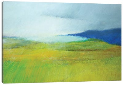 Landscape With Blue Canvas Print #SKD5