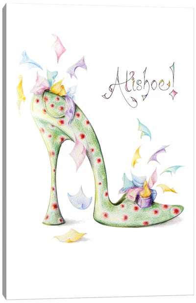 Atishoe Canvas Art Print
