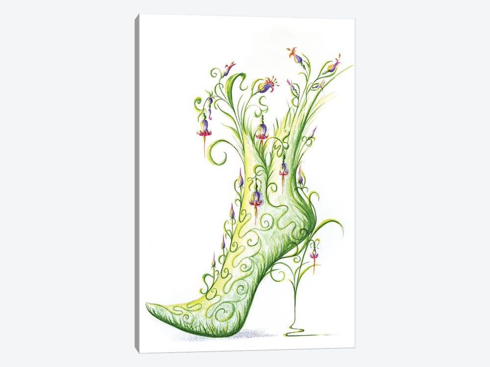 Midsummer Ball by Sally King Design 1-piece Canvas Art Print