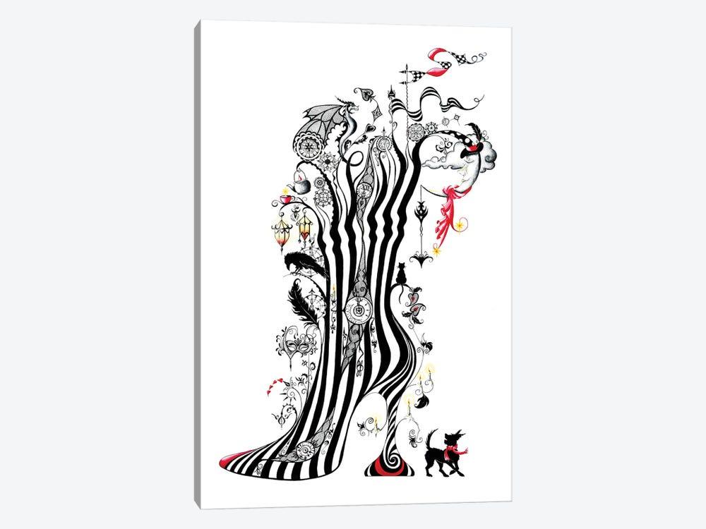 Rêver by Sally King Design 1-piece Canvas Print