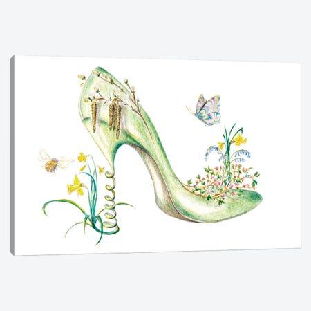 Spring Canvas Print #SKG7} by Sally King Design Art Print