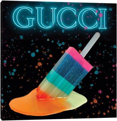 Gucci Popsicle Canvas Art Print