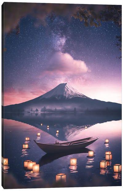 Fuji Canvas Art Print