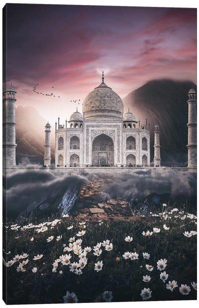 The Taj Canvas Art Print