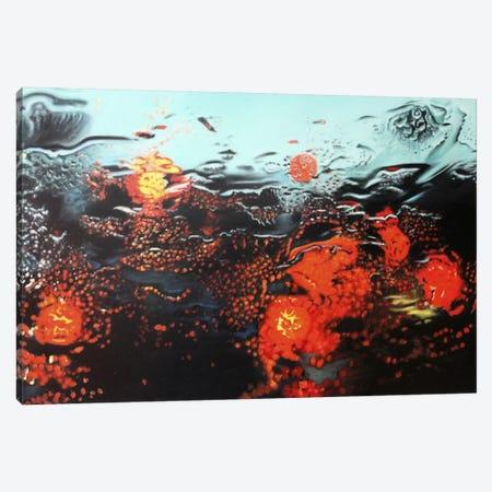 Drifting Apart Canvas Print #SKN10} by Shay Kun Canvas Print