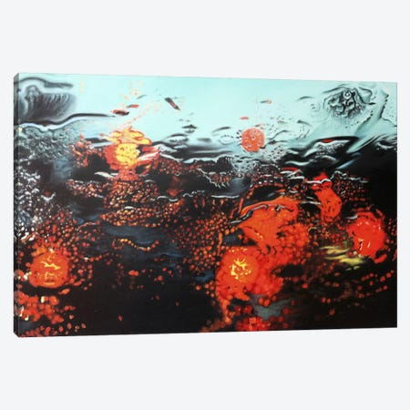 Drifting Apart Canvas Print #SKN10} by Shay Kun Canvas Print