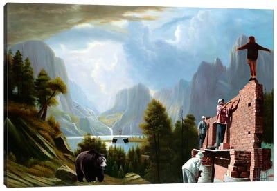 Drastic Visions Canvas Art Print