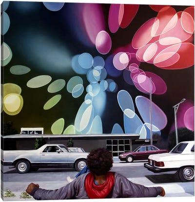 Dream Man Canvas Art Print
