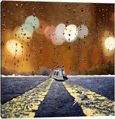 Groundhog Day Canvas Art Print