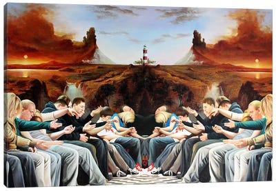 Hypnosis Canvas Art Print