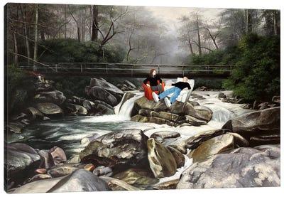 How to Lose Friends & Alienate People Canvas Art Print